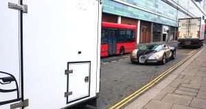 BSM Car Transport London Gallery - Buggati 1
